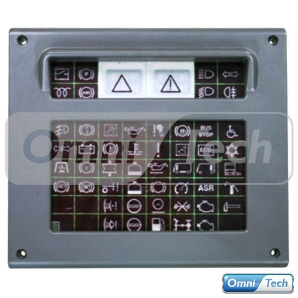 DAF Warning Light Panel 1148261 1144389