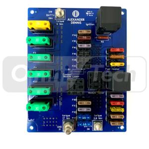 Alexander PCB Control Board 175 880 RC
